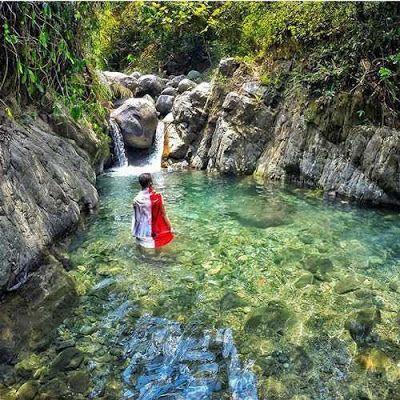 Lokasi Dan Harga Tiket Masuk Curug Love Sentul Bogor Jawa Barat