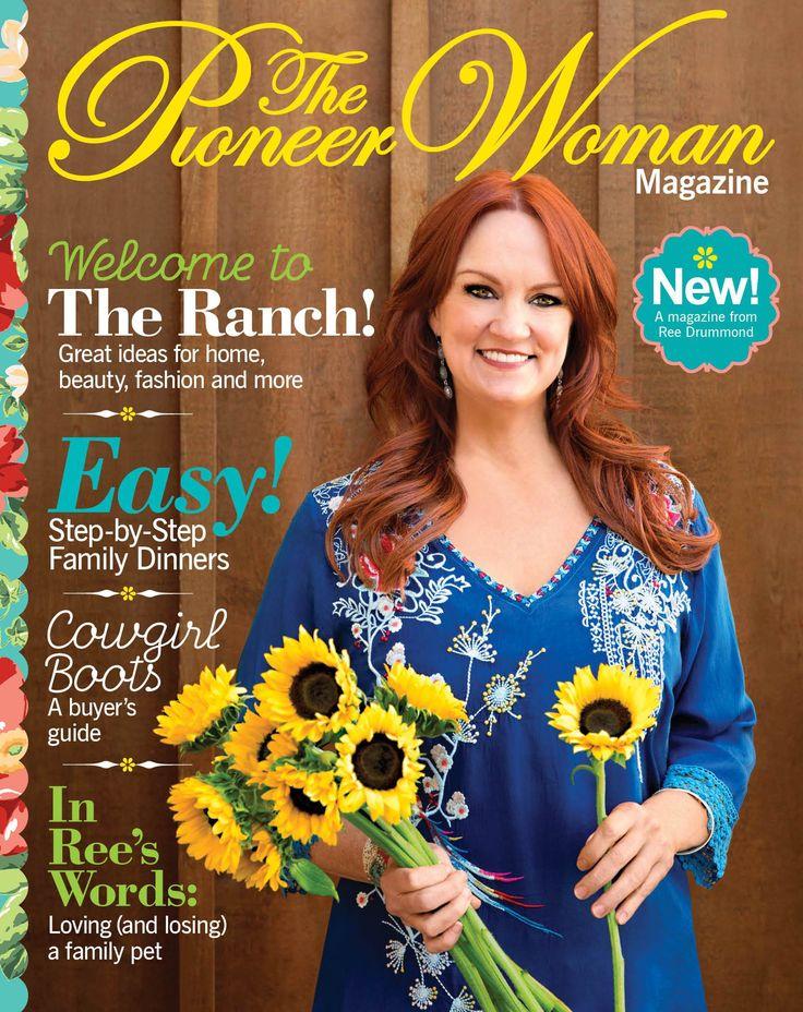 Pioneer Woman Magazine