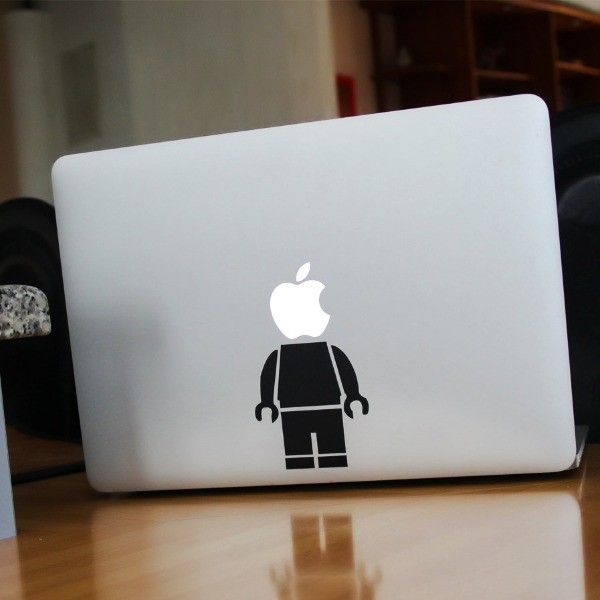 Lego Sticker for Macbook
