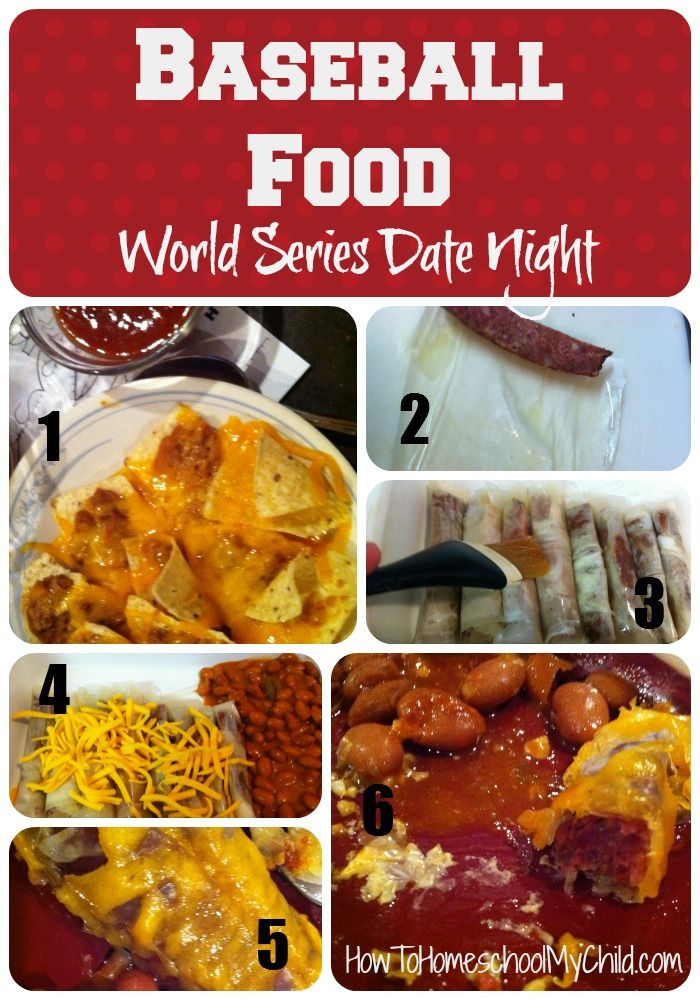 Upscale Baseball Food – World Series Date Night {Monday Meals}  HowToHomeschoolMyChild.com
