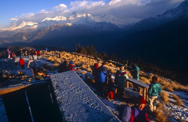 "Meditating in the Himalayas, Nepal - People have looked to the mountains for spiritual consolation for millennia. ""I will lift up mine eyes unto the hills,"" say the Psalms, ""from whence cometh my help."" For Nepalis, the link is especially powerful. …"