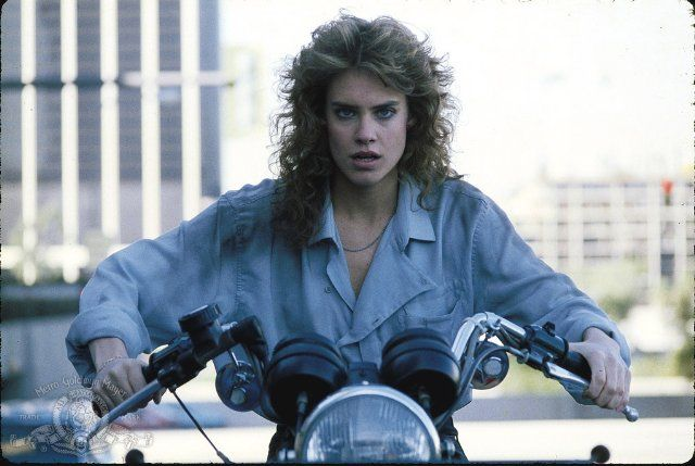 Catherine Mary Stewart: Night of the Comet. She's so sweet