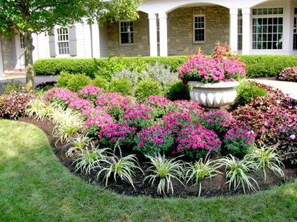 Container Flowers | Our Flowerscape professionals will plant your window boxes, container ...