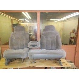 1995 1998 Chevrolet Gmc 1500 Regular Cab Split 60 40 Bench Style Seats 95 96 97 98 Gmc Sierra 1500 Regu Arm Chairs Living Room Arm Chair Styles Gmc Sierra 1500