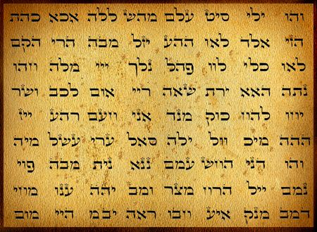 The 72 names from the scripture:Shemah Israel, Names Of God, Kabbalah Tunes, Hebrew, Image, Jewish Stuff, Jewish Symbols, Judaism, Chakra