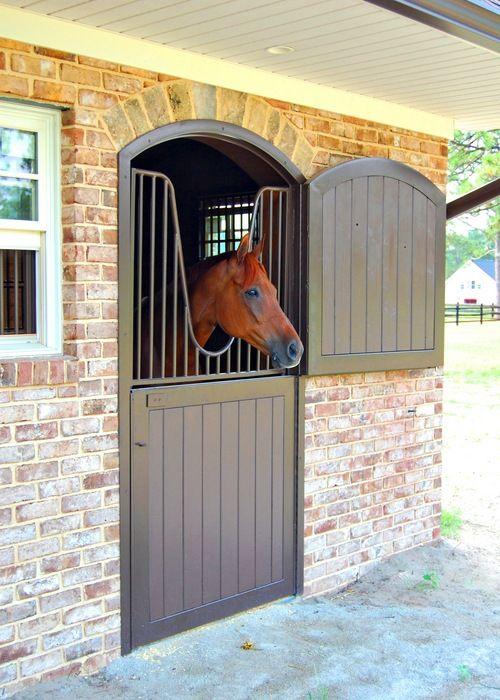 Barn Doors, Horse Stall Doors, Dutch Doors and Custom Stable Exterior Doors