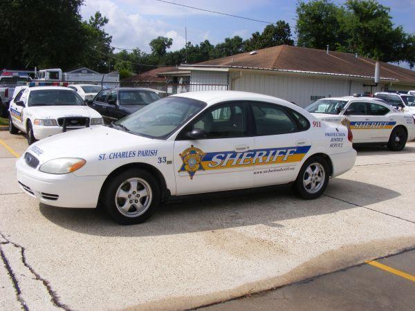 Police Package - Taurus Car Club of America : Ford Taurus Forum