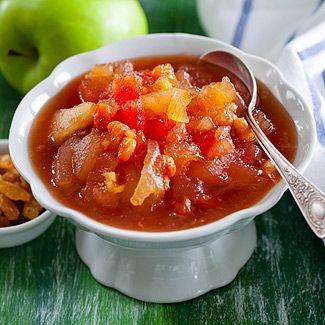 Яблочный джем по английскому рецепту в мультиварке. Пошаговый рецепт с фото на Gastronom.ru
