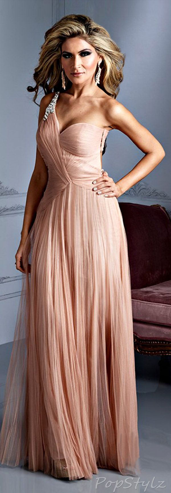 Terani Couture Gown - Evening Fall 2013