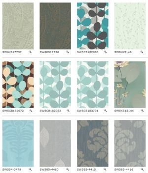 Sherwin williams removable wallpaper for the home for Sherwin williams wallpaper