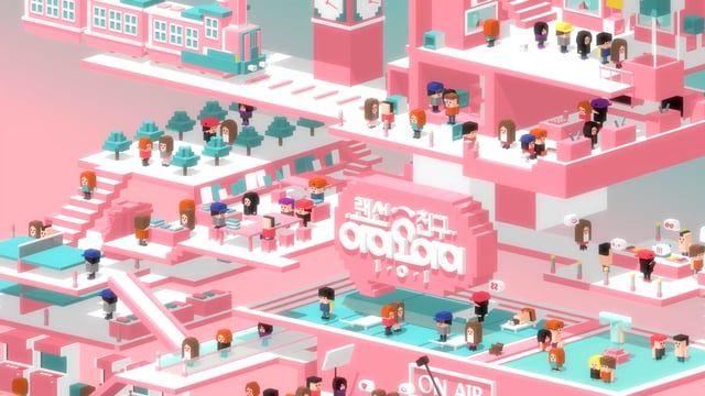 Creative Director: Kim Tae joo Art director: Seo Dong chul Brand Designer: Park jinyoung, Kim yunho aftereffects