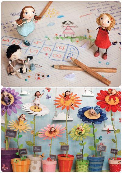 Gros gros coup de coeur : Jeux d'enfants & Fées des Fleurs