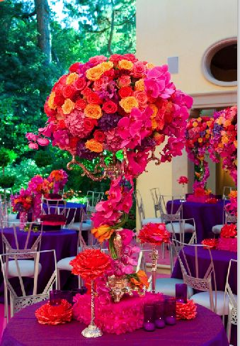 Sonia Sharma Events. Would love to do something similar for an upcoming Indian wedding