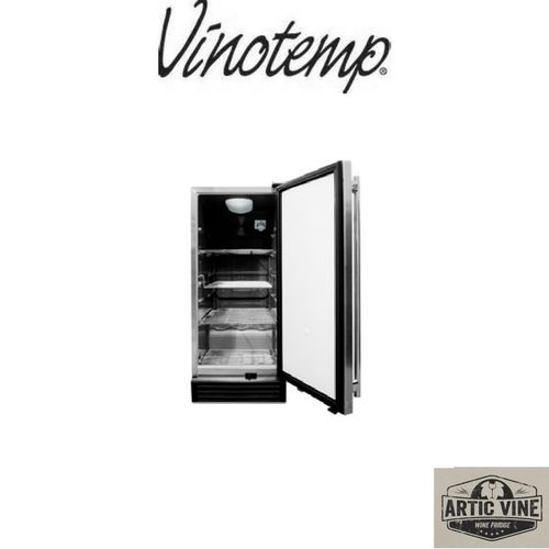 VinoTemp 3.18 Cu. Ft. Outdoor Refrigerator