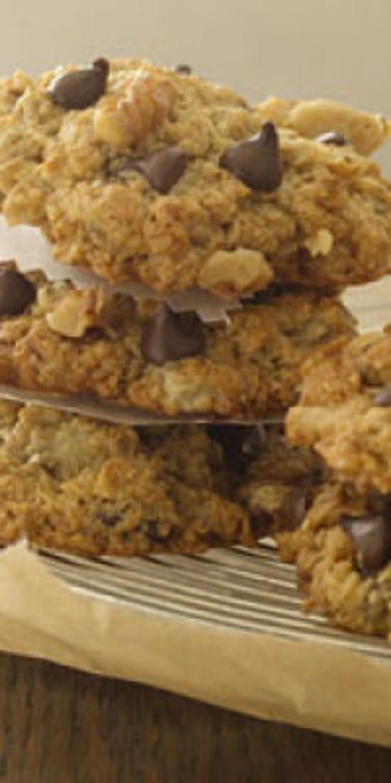 10 Heart-Healthy Dessert Recipes | Oatmeal chocolate chip ...