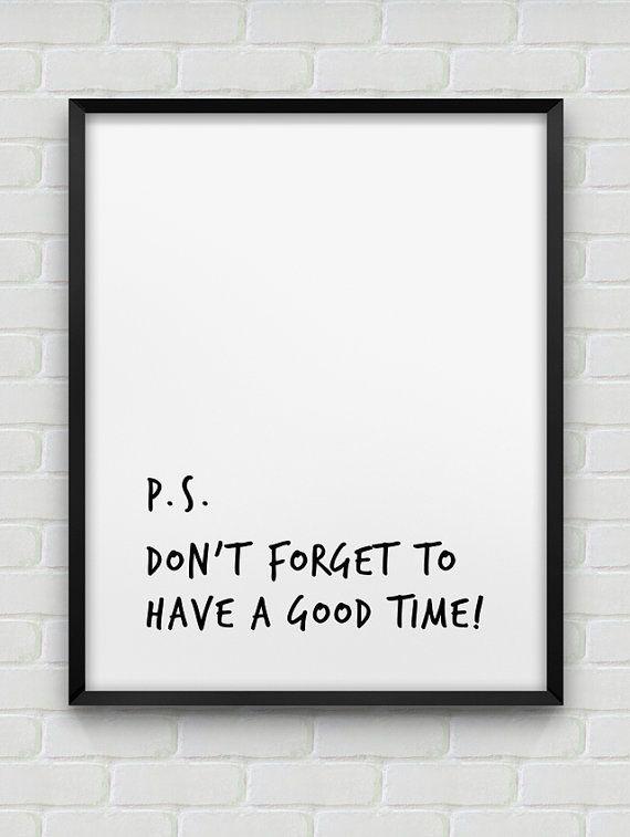 Obs.: Não se esqueça de ter um bom tempo!
