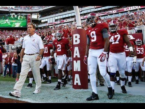 "Alabama Football 2016-17 Pump-Up    ""We'll Be Coming Back""    HD - YouTube"