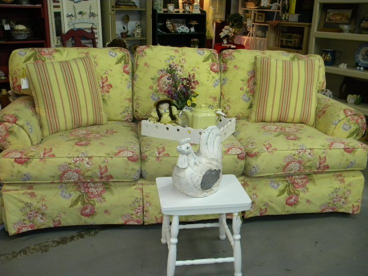 Shabby Chic Cottage Style Sofa Modern Style Quality