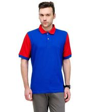 High Quality Men's Fresh Color Polo Shirt red & blue Collar  best buy follow this link http://shopingayo.space