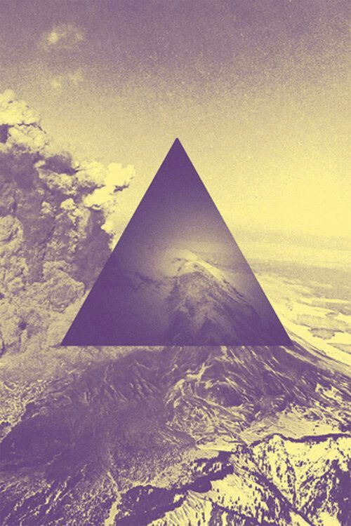 hipster iphone wallpaper wallpapers triangle mountains wallpapers 3848