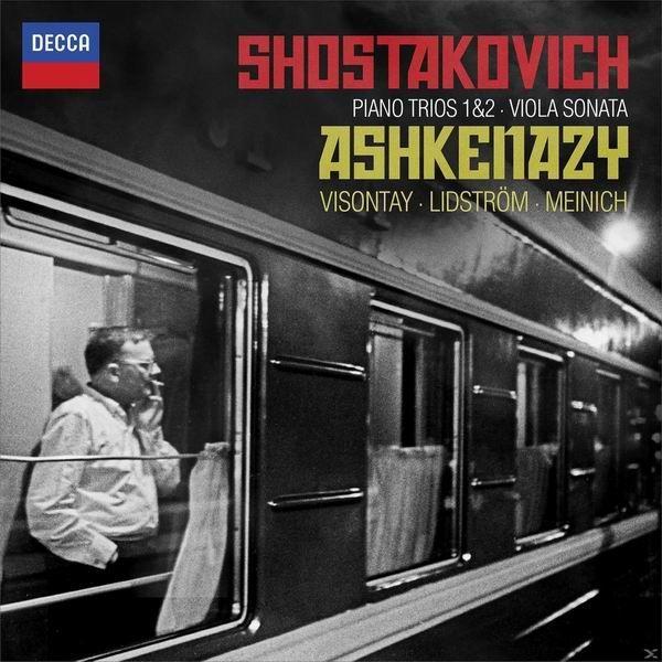 Schostakovich: Piano Trios 1 & 2 - Viola Sonata.  Ashkenazy