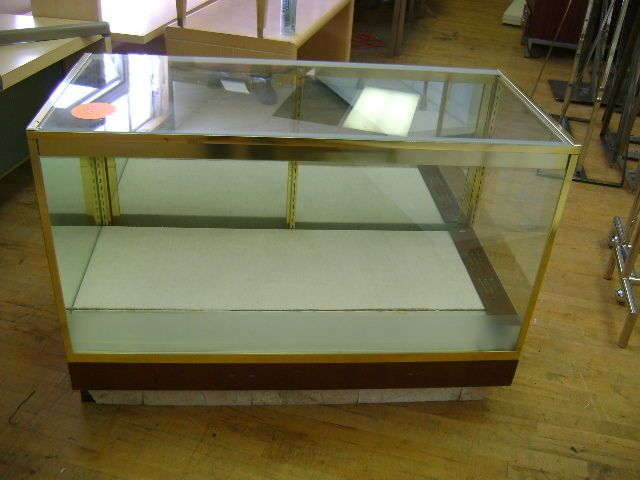 RETAIL GLASS DISPLAY CABINET COUNTER GLASS SHOWCASE CHECKOUT COUNTER #UnbrandedGeneric