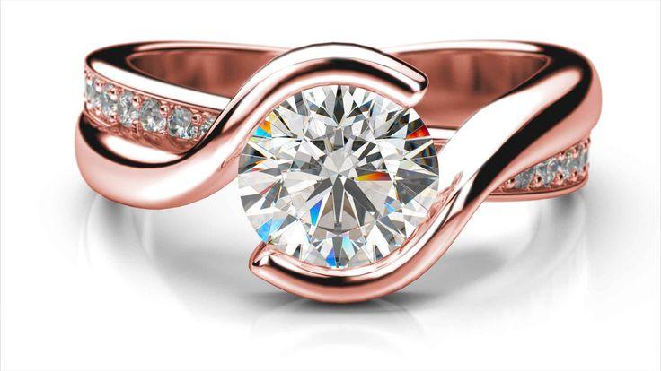 Zásnubný prsteň Lamar