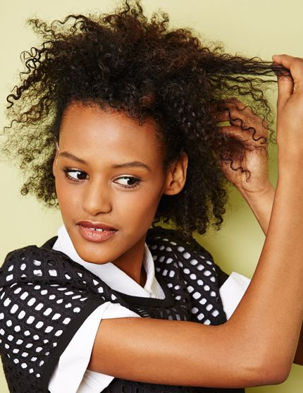 Naturally Curly - The 4 Signs Of Healthy Hair