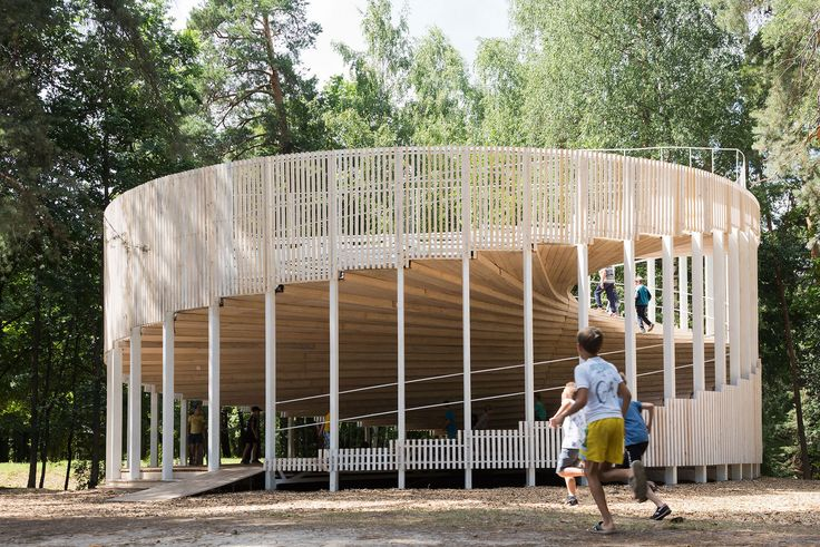 Gallery of Pavilion of the Future / NOVOE – 2