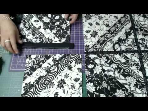 Patchwork Ao Vivo #43: Quilt As You Go e Black Friday - YouTube