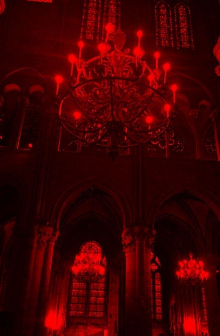 Red Palace Red Aesthetic Red Wallpaper Aesthetic Colors