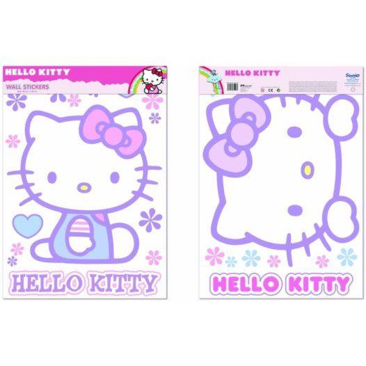 Disney - Hello Kitty Xl Wallies 48X68 Cm