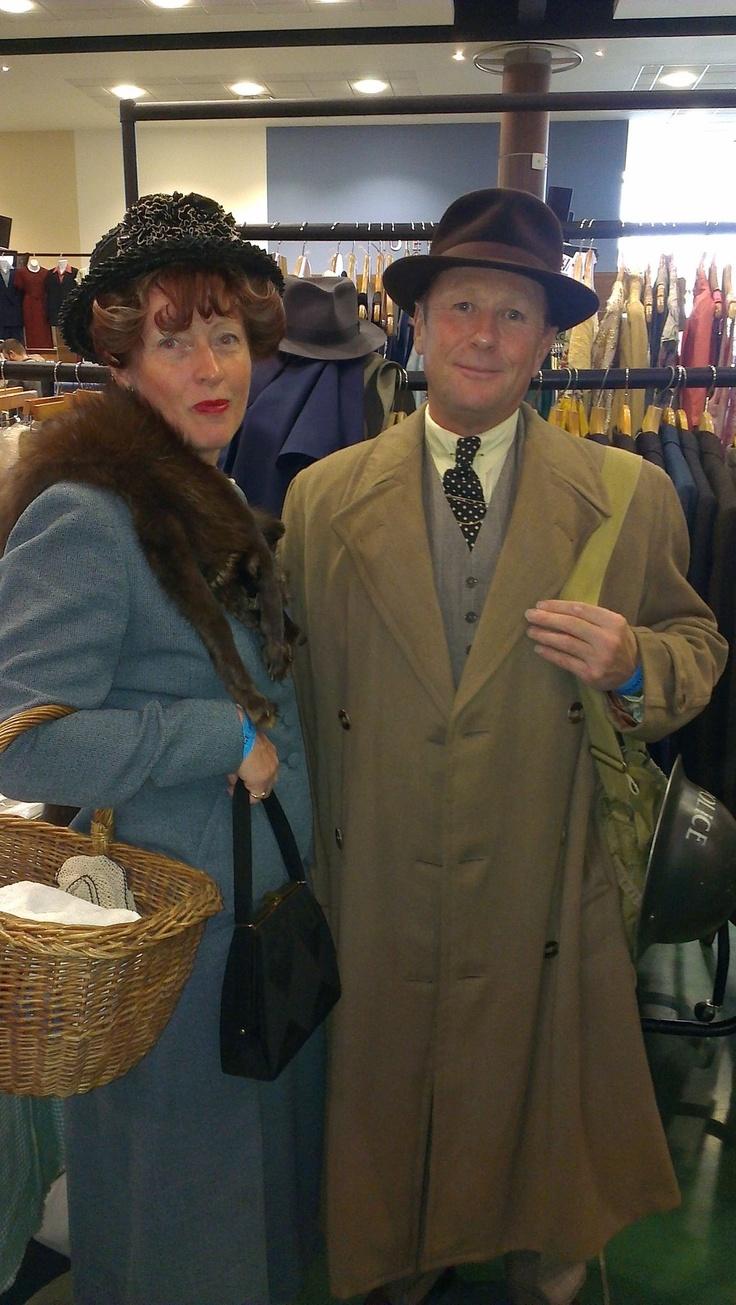 Best dressed? Epsom Vintage Fair