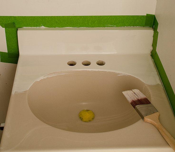 Diy Painting Bathroom: Best 25+ Epoxy Spray Paint Ideas On Pinterest