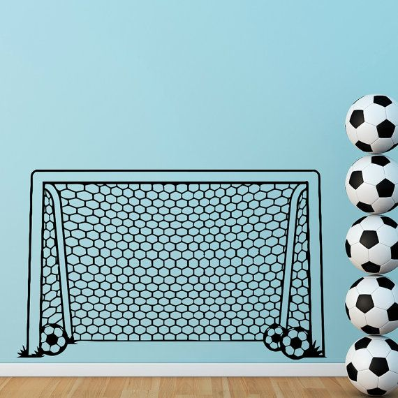 17 best images about sports decor on pinterest sport for Sports decals for kids rooms