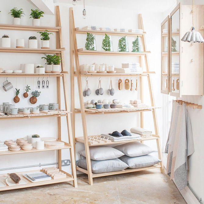 Tucked away in Brighton's South Lanes, Workshop sells timeless lifestyle products that are beautifully made. Click here to take a look inside