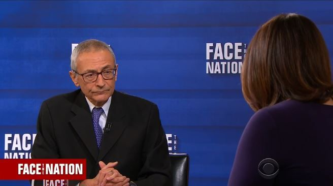 """Watch A Flustered John Podesta Respond To """"Why The Russians Operatives"""" Were Smarter Than Hillary"""