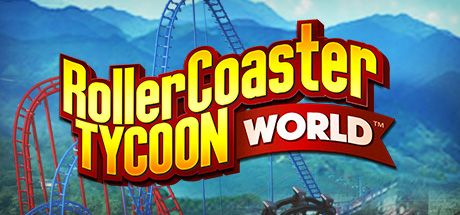 RollerCoaster Tycoon World Free Download PC Game