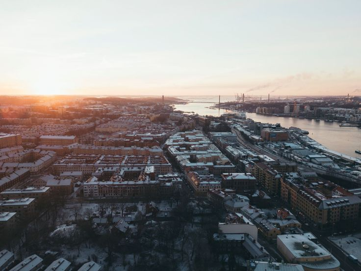 Official Visitor Guide to Gothenburg