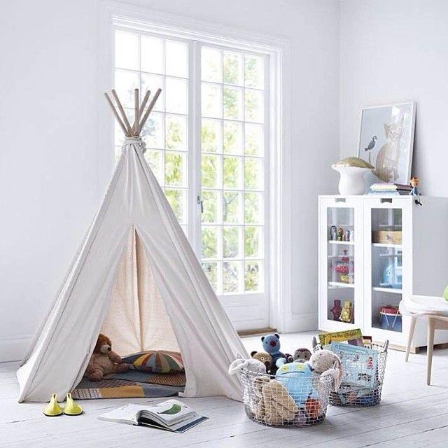 Love the tent and the light and all the other things in this pic! #design #designhouse #granit #korbo #decoration #interior #inredning #inspiration #illumbolighus #interiordesign #inredningsdesign #bolig #nkhemma #miljögården #lännamöbler #home #svenssonlammhult #norrgavel #scandinaviandesign #scandinavia