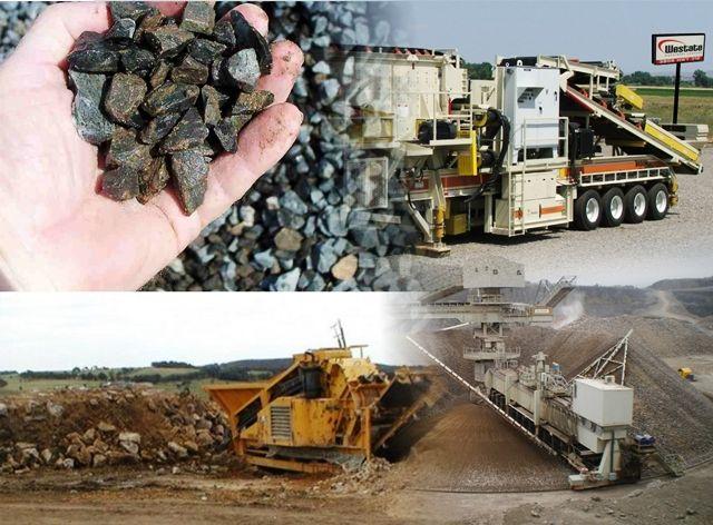 Stone Crusher Machine Mesin Pemecah Batu Sistem Kerja