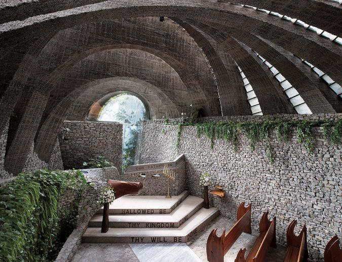 Otherworldly Architecture in Japan's Magical Mountainside - The New York Times