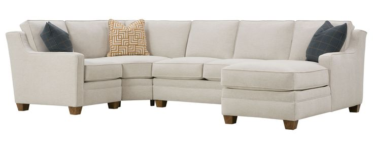 Small Modular Sectional For Apartments Or Smaller Rooms | Club Furniture