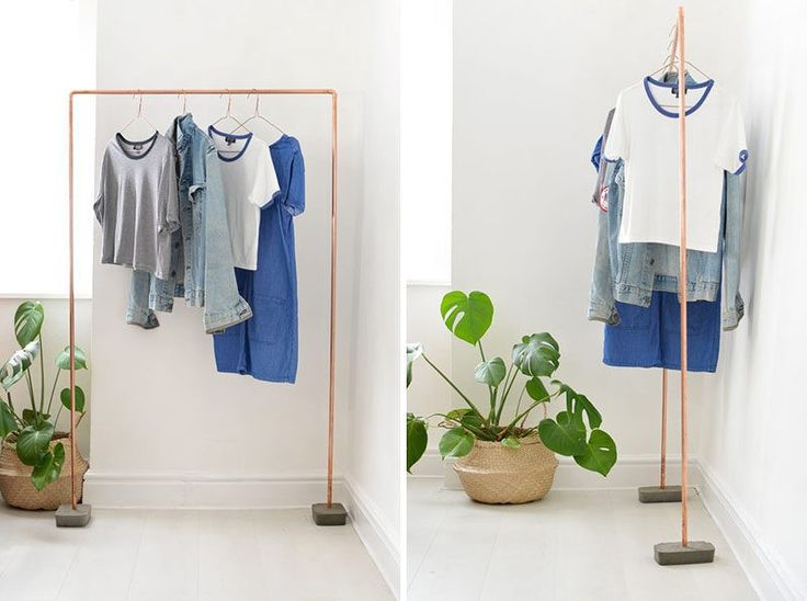 6 Schlafzimmer Design Ideen für Teen Girls / / ob es eine Kommode, ein Kleiderständer oder Schrank Organisation erbaute reichlich Kleidung Lagerung ein muss für jedes Teen Mädchen Schlafzimmer ist.