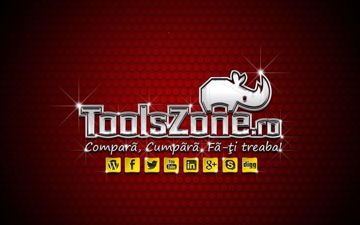 ToolsZone.ro - Logo 2014