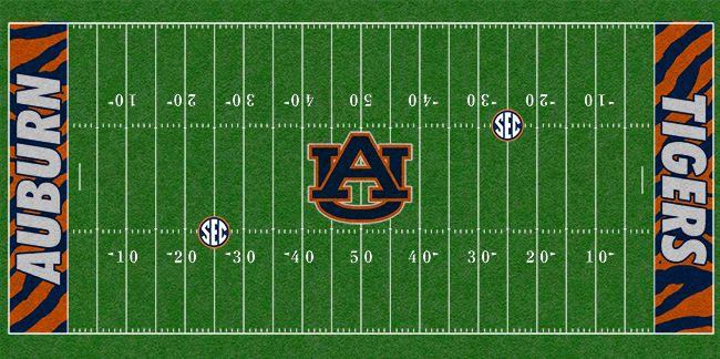 SEC West field design concepts