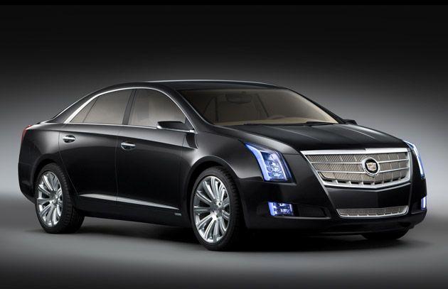 Cadillac XTS....Big daddy caddies are in my future.
