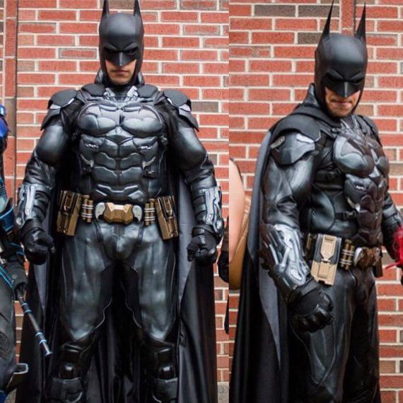 Arkham Knight Cape Batman Cape Batman Arkham Knight Cosplay