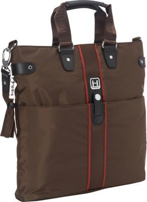 Hedgren Kaci Shoulder Bag Seal Brown - via eBags.com!