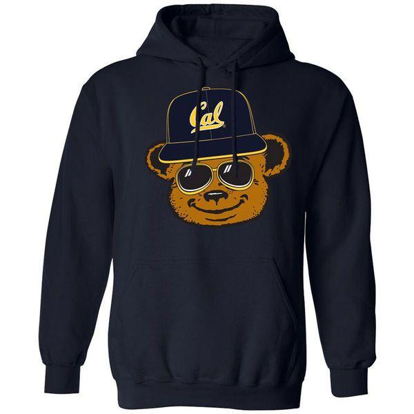 Cal Bears Beast Mode Bear Pullover Hoodie - Navy - $52.99